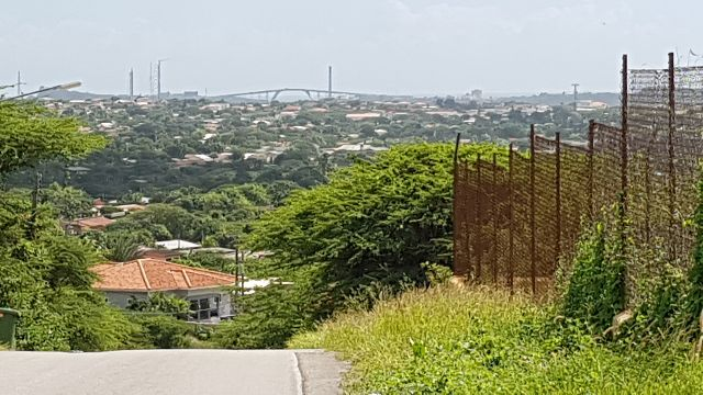 Vista do centro - Willemstad